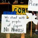 GVCP 42nd Annual Vigil to Commemorate the Atomic Bombings of Hiroshima & Nagasaki