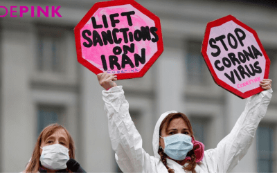 Continuing the sanctions against Iran is barbaric