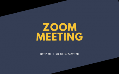 GVCP Newsletter Zoom Meeting—Colombia—Sunday, May 24th, 1:30 PM
