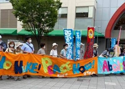 peace activists