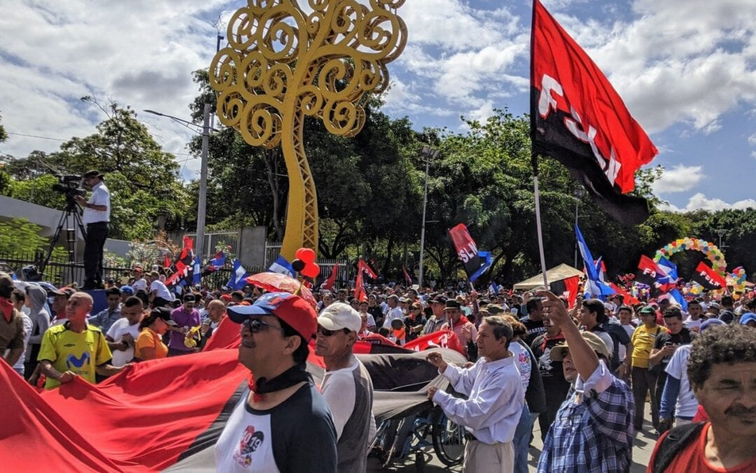 Tell Congress to Stay Out of Nicaragua!