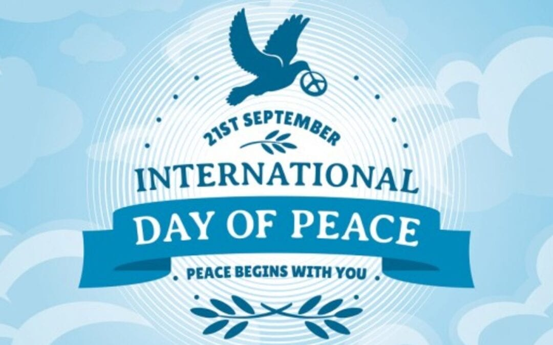 Join the weekly peace vigil in Rochester Sunday, 9/20, 12:00 Noon (Live, not virtual!)