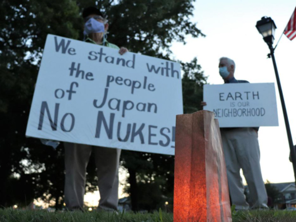 Hiroshima/Nagasaki Commemoration on Thursday, 8/5 7:30 PM in Avon