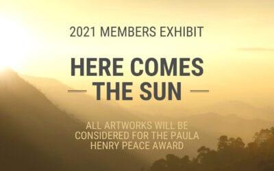 GVCA Members Exhibit & Paula Henry Peace Award