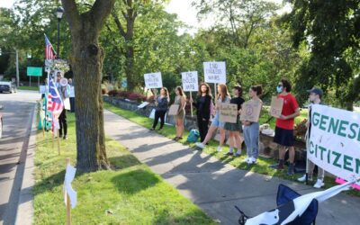 International Day of Peace – large article with photos in the LCN